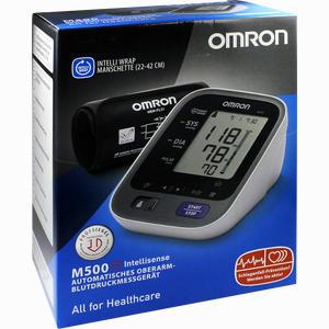 Abbildung von Omron M500 Oberarm Blutdruckmessgerät Hem- 7321- D 1 Stück