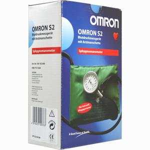 Abbildung von Omron S2 Blutdruckmessgerät mit Arztmanschette 1 Stück