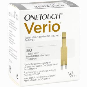 Abbildung von One Touch Verio Teststreifen  Lifescan 2 x 25 Stück