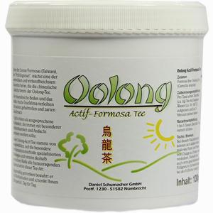 Abbildung von Oolong Actif Formosa Tee Tee 130 g