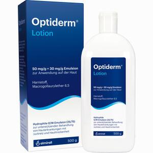 Abbildung von Optiderm Lotion Emulsion 500 g