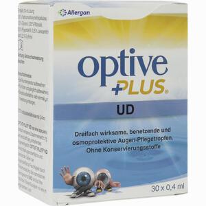 Abbildung von Optive Plus Ud Augentropfen 30 x 0.4 ml