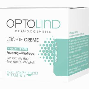 Abbildung von Optolind Empfindliche Haut Leichte Creme  50 ml