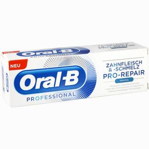 Abbildung von Oral- B Professional Zahnfleisch & Schmelz Zahncreme 75 ml