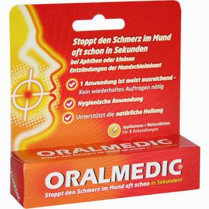 Abbildung von Oralmedic Applikatoren 3 Stück