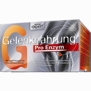 Abbildung von Orthoexpert Gelenknahrung Pro Enzym Pulver + Tabletten Kombipackung 1 Packung
