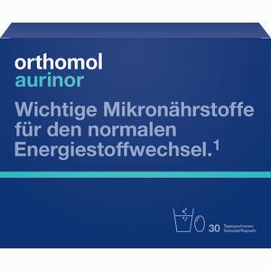 Abbildung von Orthomol Aurinor Granulat 30 Stück