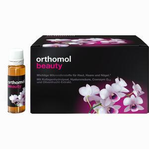 Abbildung von Orthomol Beauty Nachfüllpackung Trinkampullen 30 Stück
