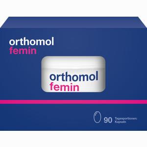 Abbildung von Orthomol Femin Kapseln 180 Stück