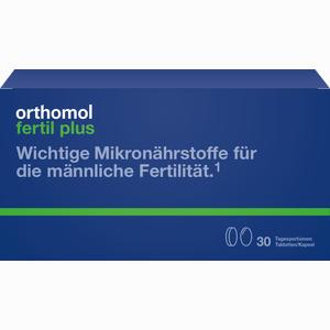 Abbildung von Orthomol Fertil Plus Kapseln 30 Stück