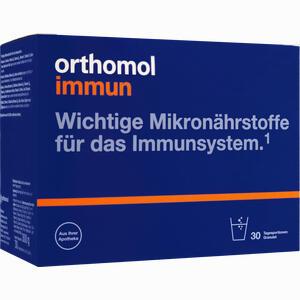 Abbildung von Orthomol Immun Granulat  30 Stück