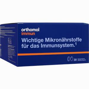 Abbildung von Orthomol Immun Kombipackung  1 Stück