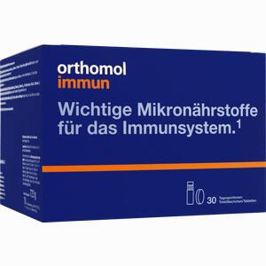 Abbildung von Orthomol Immun Trinkfläschchen Trinkampullen 30 Stück