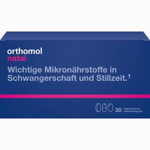 Abbildung von Orthomol Natal Tabletten/kapseln Kombipackung 1 Stück