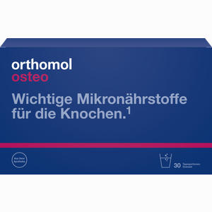 Abbildung von Orthomol Osteo Granulat Beutel 30 Stück