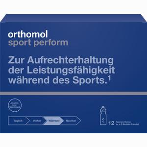 Abbildung von Orthomol Sport Perform Granulat 24 Stück