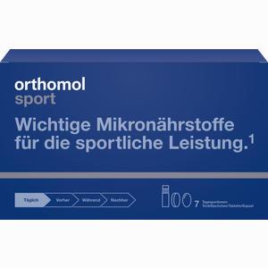 Abbildung von Orthomol Sport Trinkfläschchen 7 Stück