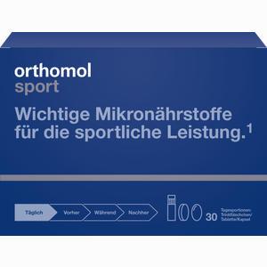 Abbildung von Orthomol Sport Trinkfläschchen Trinkampullen 30 Stück