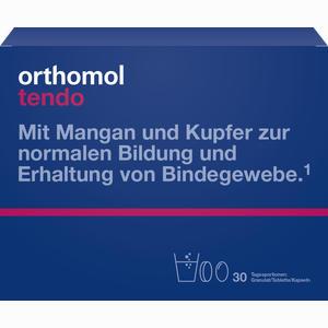 Abbildung von Orthomol Tendo Granulat/kapseln 30 Kombipackung 1 Packung