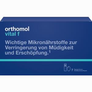 Abbildung von Orthomol Vital F Trinkfläschchen Trinkampullen 7 Stück