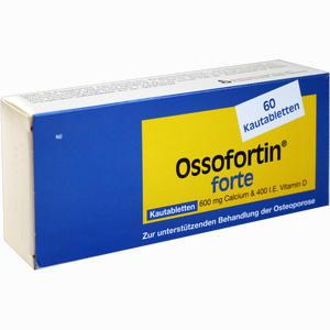 Abbildung von Ossofortin Forte Kautabletten 60 Stück