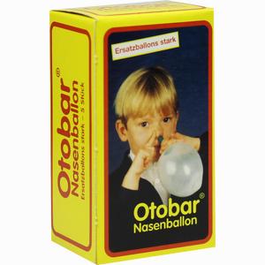 Abbildung von Otobar- Ersatzballon Stark 5 Stück