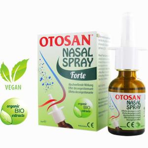 Abbildung von Otosan Nasenspray  30 ml