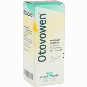 Abbildung von Otovowen Tropfen 30 ml