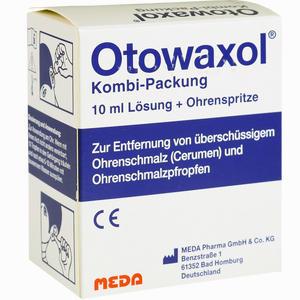 Abbildung von Otowaxol Lösung 10 ml