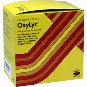 Abbildung von Oxylyc Kapseln 100 Stück