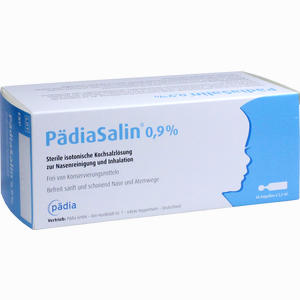 Abbildung von Pädiasalin 0.9% Ampullen 60 Stück