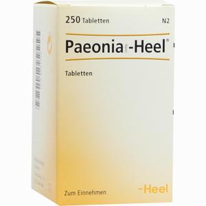 Abbildung von Paeonia Comp.- Heel Tabletten 250 Stück