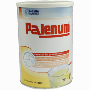 Abbildung von Palenum Vanille Pulver 450 g
