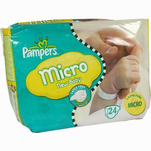 Abbildung von Pampers Micro 24 Stück
