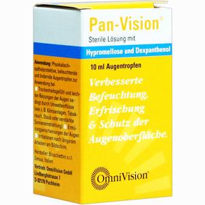 Abbildung von Pan- Vision Augentropfen 10 ml
