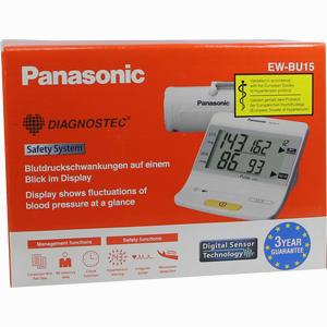 Abbildung von Panasonic Ew- Bu15 Oberarm Blutdruckmesser 1 Stück