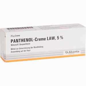Abbildung von Panthenol Creme Law  25 g