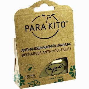 Abbildung von Para Kito Mückenschutz Nachfüllpack Pastille 1 Stück