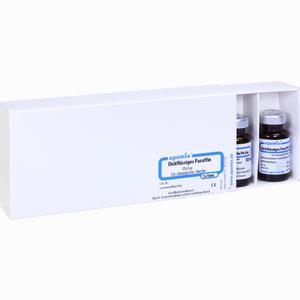 Abbildung von Paraffin Dickflüssig Sterilisiert Fluid 10 ml