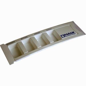 Abbildung von Param Tabletten- Dispenser für 1 Tag 1 Stück