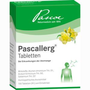 Abbildung von Pascallerg Tabletten 100 Stück