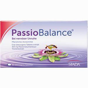Abbildung von Passio Balance Tabletten 60 Stück