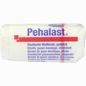 Abbildung von Pehalast Elastische Mullbinde 4mx6cm  1 Stück