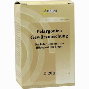 Abbildung von Pelargoniengewürzmischung 20 g