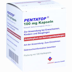 Abbildung von Pentatop 100 Kapseln 100 Stück