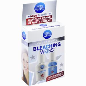 Abbildung von Perlweiss Bleaching Weiss Hollywood Zahngel 2 x 10 ml
