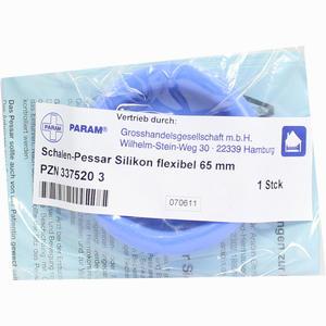 Abbildung von Pessar Schale Aus Silikon Flexibel 65mm 1 Stück