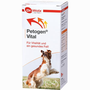 Abbildung von Petogen Vital Vet 250 ml