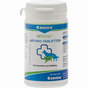 Abbildung von Petvital Arthro- Tabletten Vet  60 Stück
