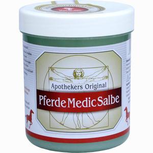 Abbildung von Pferdemedicsalbe Apothekers Original Gel 350 ml